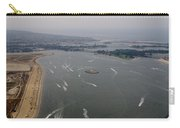 San Diego Mission Bay Aerial 4 Carry-all Pouch