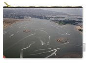 San Diego Mission Bay Water Aerial Carry-all Pouch