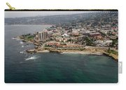San Diego Shoreline From Above Carry-all Pouch