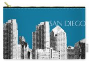 San Diego Skyline 1 - Steel Carry-all Pouch