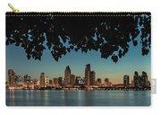 San Diego Sunrise Carry-all Pouch