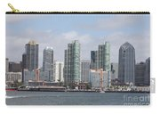 San Diego Waterfront Carry-all Pouch