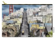 San Francisco Backlot Walt Disney World Carry-all Pouch
