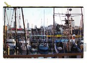 San Francisco Behind The Masts Carry-all Pouch