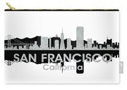 San Francisco Ca 4 Carry-all Pouch