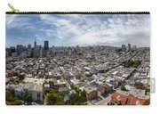 San Francisco Daytime Panoramic Carry-all Pouch