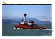 San Francisco Fire Department Fire Boat Carry-all Pouch