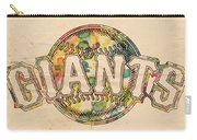 San Francisco Giants Poster Art Carry-all Pouch