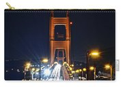 San Francisco - Golden Gate Bridge From North Vista Point Carry-all Pouch