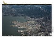 San Francisco International Airport Carry-all Pouch