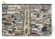 San Francisco - Market Street - Castro To Embarcadero Carry-all Pouch