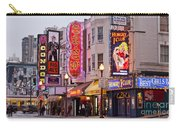 San Francisco North Beach District Carry-all Pouch