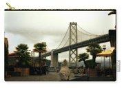 San Francisco Oakland Bay Bridge Carry-all Pouch