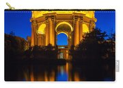 San Francisco Palace Of Fine Arts Carry-all Pouch