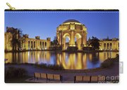 San Francisco Palace Of Fine Arts Theatre Carry-all Pouch