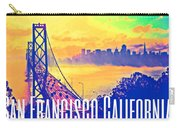 San Francisco Postcard Carry-all Pouch