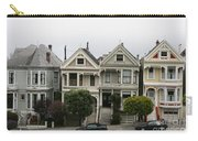San Francisco - The Painted Ladies Carry-all Pouch