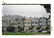 San Francisco - The Painted Ladies I Carry-all Pouch