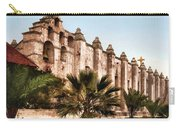 San Gabriel Mission 1899 Carry-all Pouch by Unknown