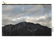 San Gabriel Mountains Evening Carry-all Pouch