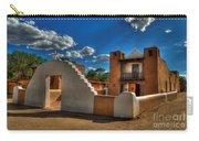 San Geronimo Church Taos Pueblo Carry-all Pouch