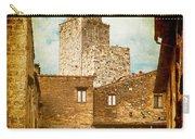 San Gimignano Italy Carry-all Pouch