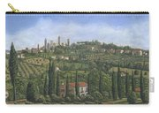San Gimignano Tuscany Carry-all Pouch