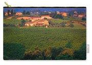 San Gimignano Vineyards Carry-all Pouch