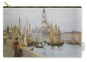 San Giorgio Maggiore From The Zattere Carry-all Pouch