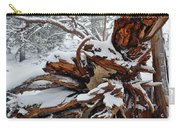 San Jacinto Fallen Tree Carry-all Pouch