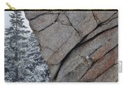 San Jacinto Rocky Wilderness Carry-all Pouch