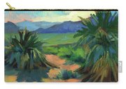 San Jacinto Visitors Center Carry-all Pouch