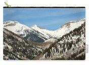 San Juan Mountains No. 3 Carry-all Pouch