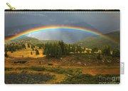 San Juan Mountains Rainbow Carry-all Pouch