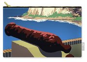 San Juan National Historic Site Vintage Poster Carry-all Pouch