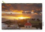 San Juan Sunrise Carry-all Pouch