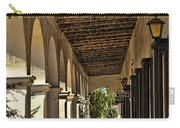 San Luis Rey Mission - California Carry-all Pouch