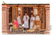 San Miguel - Waiting For Customers Carry-all Pouch