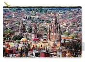 San Miguel De Allende Carry-all Pouch