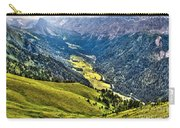 San Nicolo' Valley - Italy Carry-all Pouch