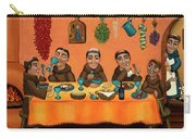 San Pascuals Table Carry-all Pouch by Victoria De Almeida
