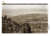 San Rafael From Mount Tamalpais California Circa 1905 Photo By Putnam- Valentine Carry-all Pouch