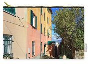 San Rocco In Camogli Carry-all Pouch