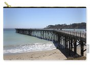 San Simeon Pier  Carry-all Pouch