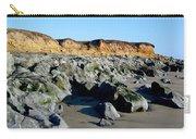 San Simeon Rocky Beach Carry-all Pouch
