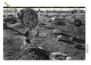 San Xavier Del Bac Cemetery 1987 Carry-all Pouch