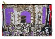 San Xavier Del Bac Church Collage Tucson Arizona C.1885-2012 Carry-all Pouch