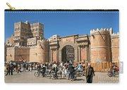 Sanaa City In Yemen  Carry-all Pouch