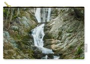 Waterfall - Sanctuary At Savoy Mountain Carry-all Pouch