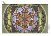Sanctuary Mandala Carry-all Pouch